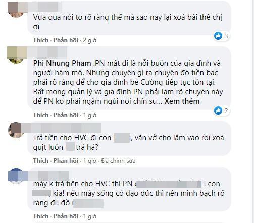 Hết 10/10, dân mạng chất vấn quản lý Phi Nhung 'trả tiền chưa' - ảnh 5