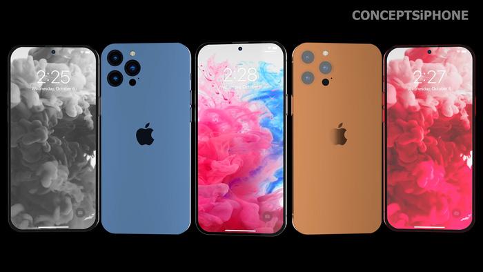 Hé lộ concept iPhone 14 với màu sắc mới, thiết kế mới! - ảnh 12