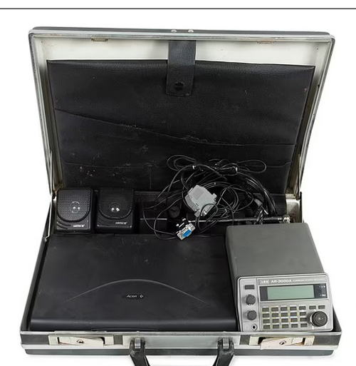 Hàng loạt thiết bị độc lạ của điệp viên thời Liên Xô được bán đấu giá - ảnh 6