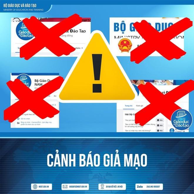Phát hiện cả chục trang mạng giả mạo Bộ GD-ĐT rao bán bằng giả - ảnh 2
