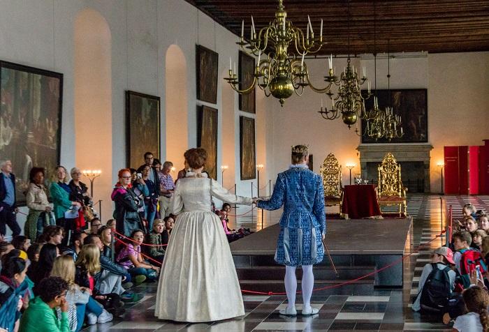 Ấn tượng trước những lâu đài đẹp nhất ở Đan Mạch - ảnh 3