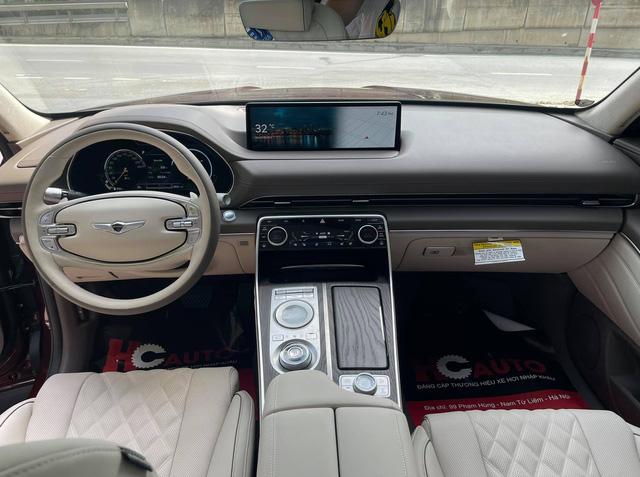 Genesis GV80 vừa về nước mang nhiều trang bị khủng nhất Việt Nam, giá sẽ rất đắt, cạnh tranh BMW X5 và Mercedes-Benz GLE - ảnh 5