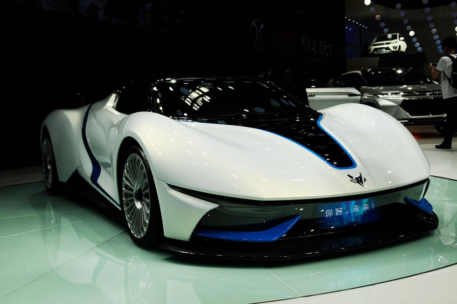 Đội hình siêu xe Trung Quốc đắt giá nhất - ảnh 4