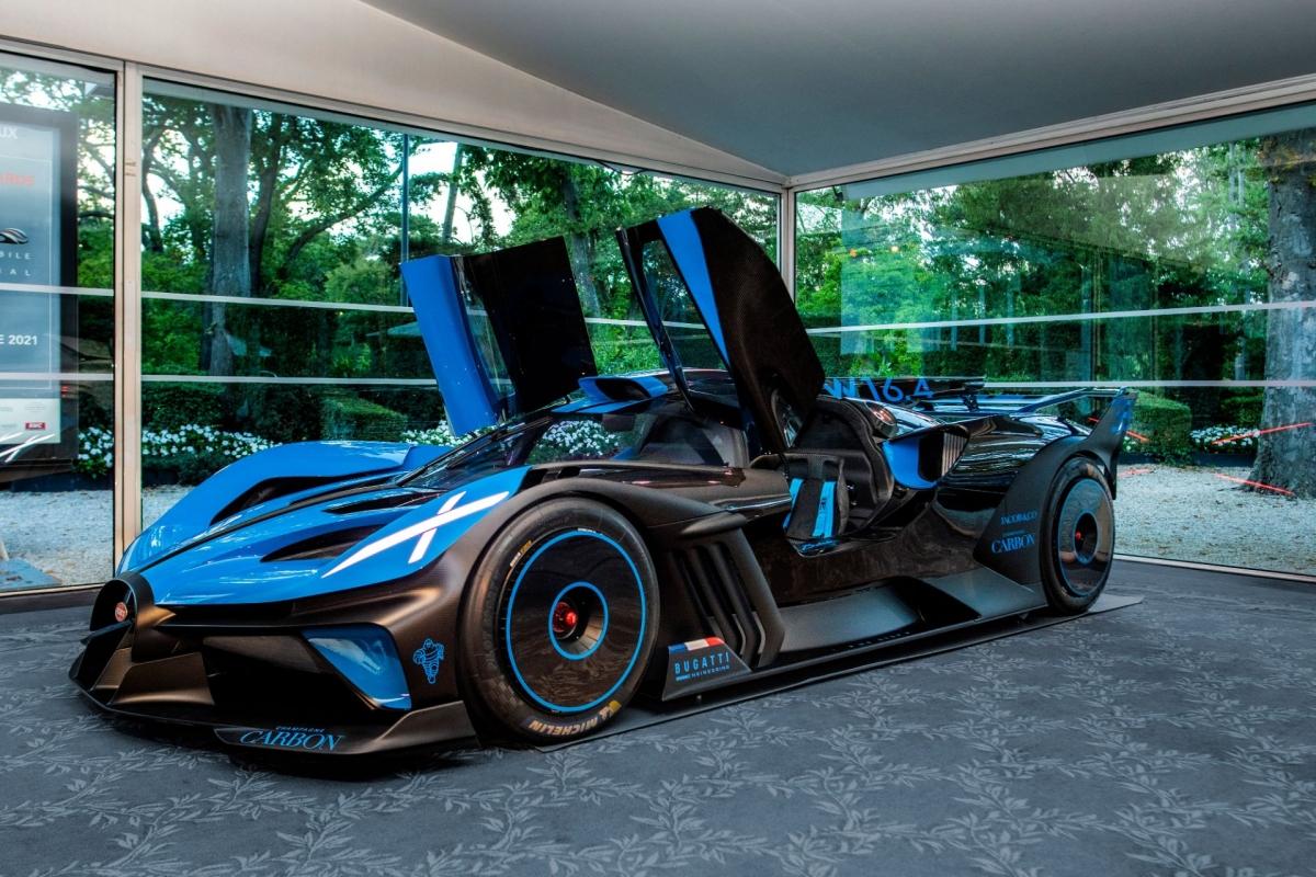 Đây là chiếc xe được vinh danh là siêu xe đẹp nhất thế giới - ảnh 5