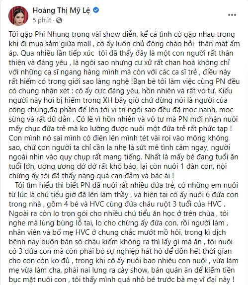 'May mắn làm con Phi Nhung, sao Hồ Văn Cường không quý trọng?' - ảnh 3