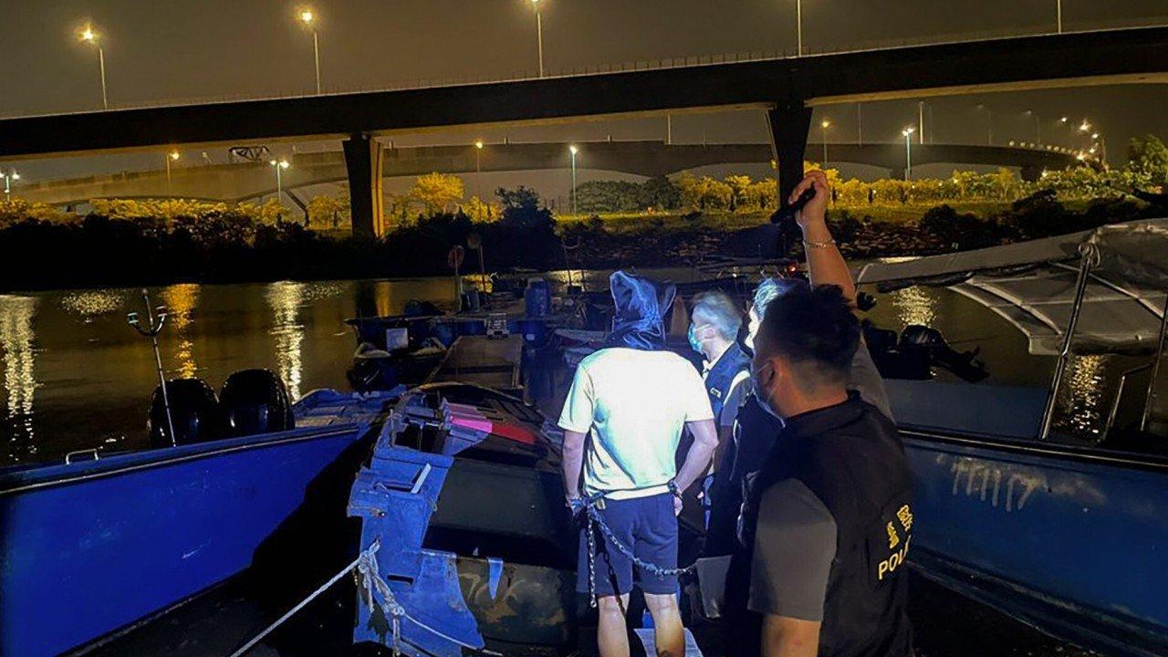 Hong Kong: Hàng chục thành viên Hội Tam Hoàng bị bắt giữ - ảnh 2