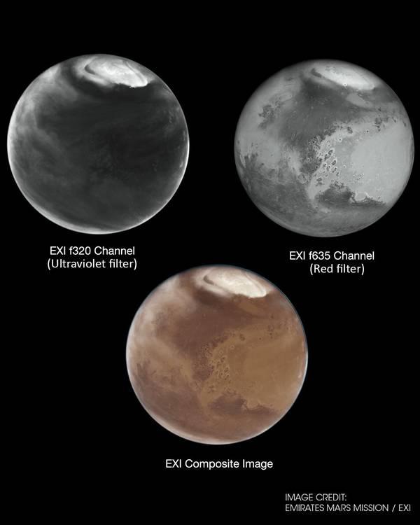 UAE công bố kết quả thăm dò Sao Hỏa làm bất ngờ các nhà khoa học: Nồng độ oxy trong khí quyển Hành tinh Đỏ cao hơn dự kiến! - ảnh 6