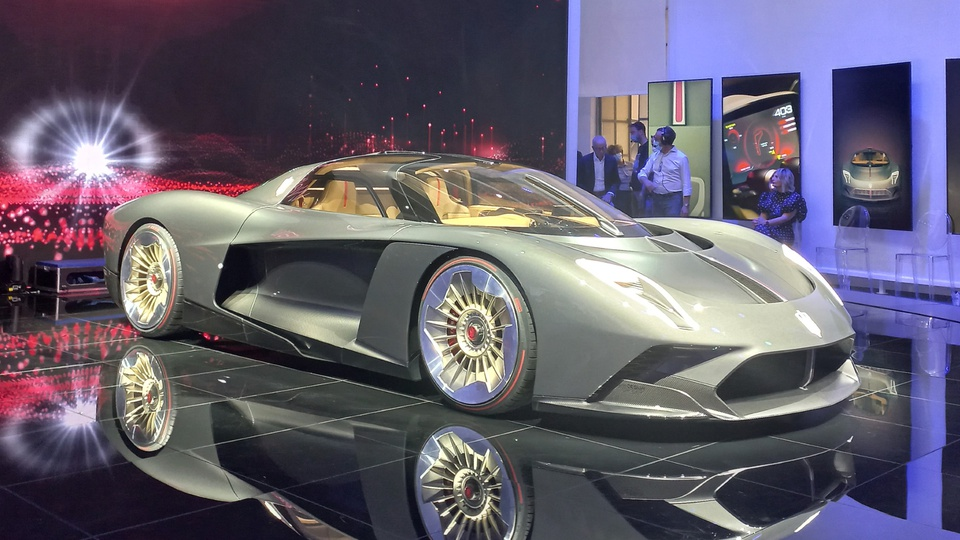 Đội hình siêu xe Trung Quốc đắt giá nhất - ảnh 9