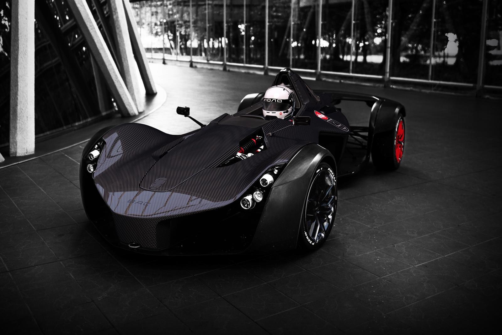 Đội hình siêu xe Trung Quốc đắt giá nhất - ảnh 3