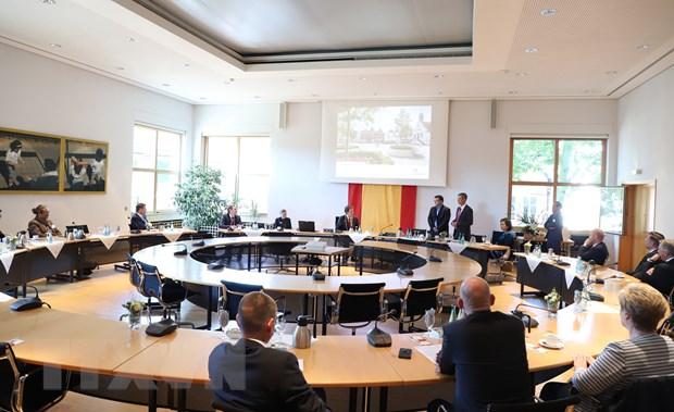 Thúc đẩy hợp tác trong lĩnh vực điều dưỡng giữa Việt Nam và Đức - ảnh 2