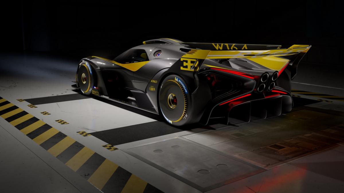 Đây là chiếc xe được vinh danh là siêu xe đẹp nhất thế giới - ảnh 10
