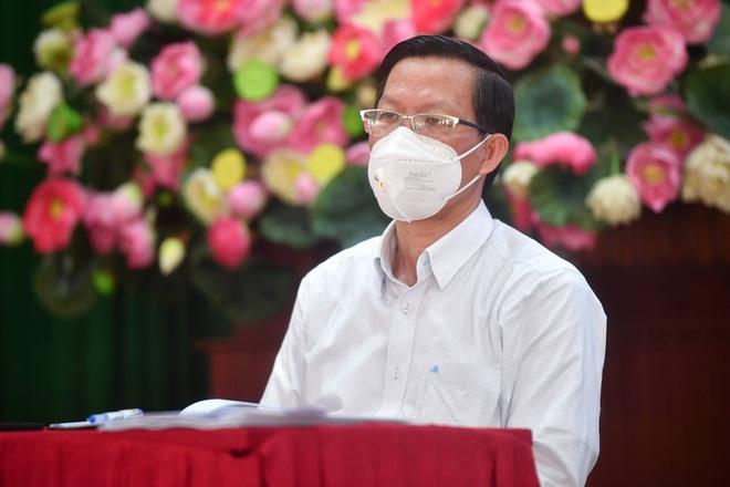 Chủ tịch TPHCM Phan Văn Mãi: Kết quả tốt tới đâu, mình mở tới đó - ảnh 2