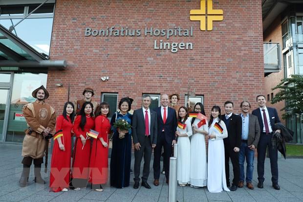 Thúc đẩy hợp tác trong lĩnh vực điều dưỡng giữa Việt Nam và Đức - ảnh 3
