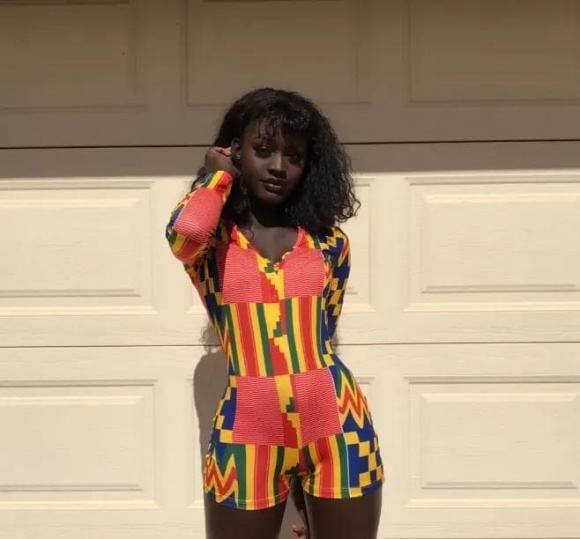 ''Lưu Diệc Phi của Châu Phi'' nổi đình nổi đám trên mạng, cô có vóc dáng nữ thần nhưng lại bị cư dân mạng ''sỉ nhục'' vì màu da - ảnh 3