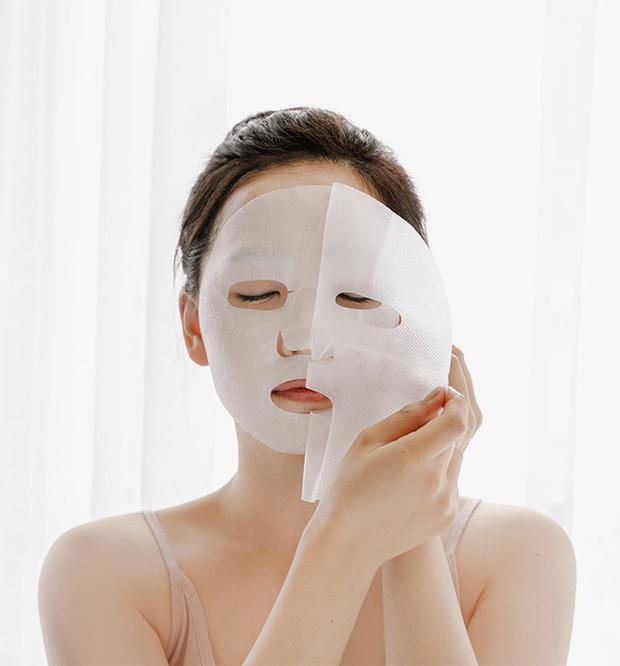 Mặt nạ giấy tiện như thế thì dùng mỗi ngày thay serum được không? - ảnh 6