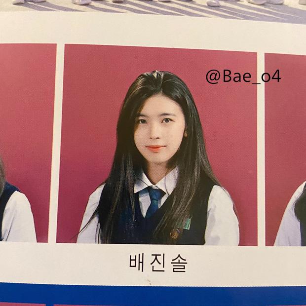 Chưa debut, nữ idol tương lai nhà JYP đã nhăm nhe ngôi vị nữ thần Kpop: Nhan sắc được so với cả Suzy, ảnh thẻ mới gây choáng - ảnh 9