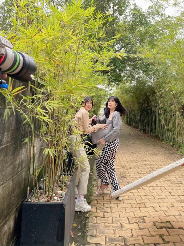Ngọc Trinh tiết lộ từng sử dụng thuốc ngủ nhiều lần, phải nối tóc để tham gia phim mới sau lùm xùm tình ái - ảnh 3