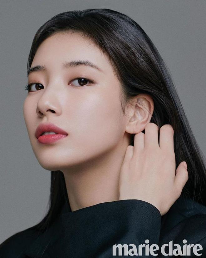 Chưa debut, nữ idol tương lai nhà JYP đã nhăm nhe ngôi vị nữ thần Kpop: Nhan sắc được so với cả Suzy, ảnh thẻ mới gây choáng - ảnh 3
