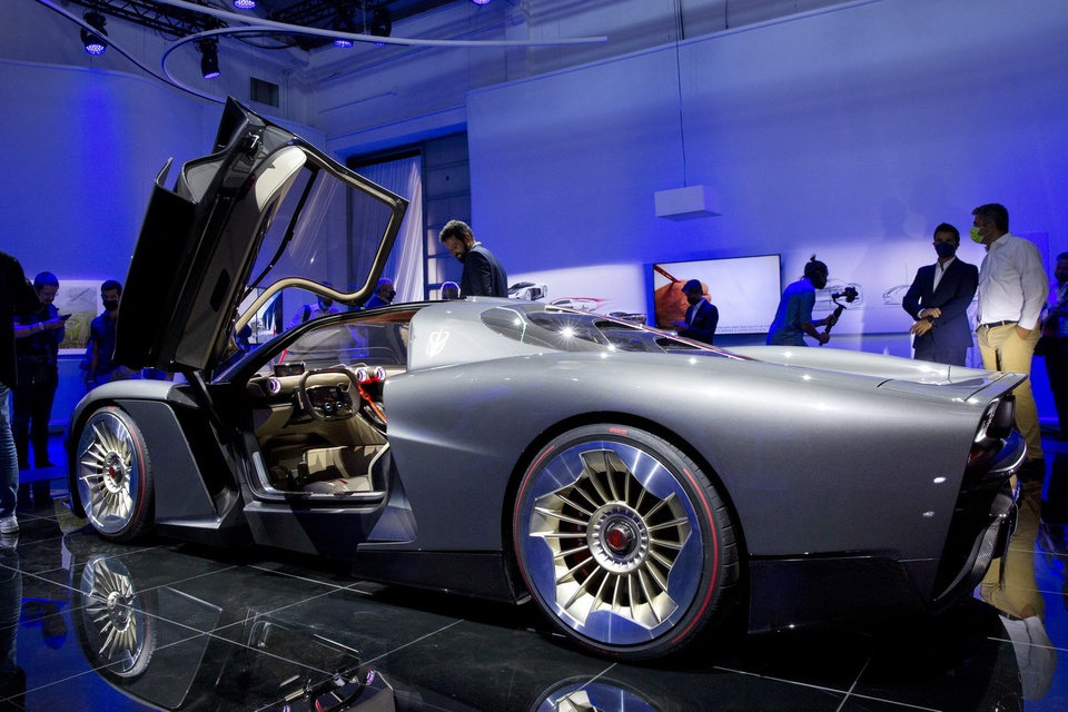 Đội hình siêu xe Trung Quốc đắt giá nhất - ảnh 15