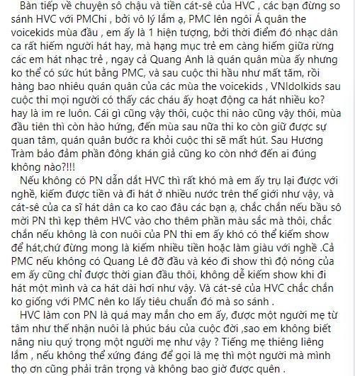 'May mắn làm con Phi Nhung, sao Hồ Văn Cường không quý trọng?' - ảnh 4