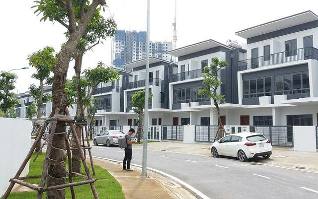 Giá nhà phố, biệt thự Hà Nội và Tp.HCM tiếp tục tăng - ảnh 1