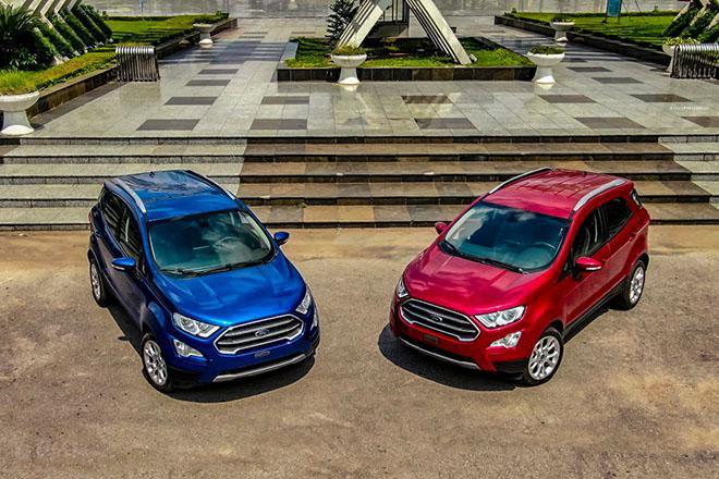 Giá xe Ford EcoSport tháng 10/2021, ưu đãi lên đến 50 triệu đồng - ảnh 3