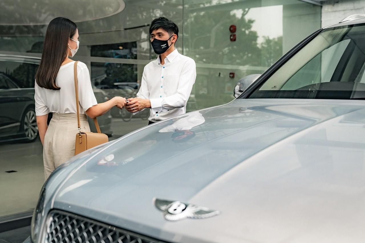 Bentley Việt Nam ưu đãi 20% cho khách hàng bảo dưỡng chính hãng - ảnh 2
