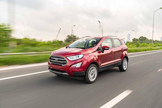 Giá xe Ford EcoSport tháng 10/2021, ưu đãi lên đến 50 triệu đồng - ảnh 13