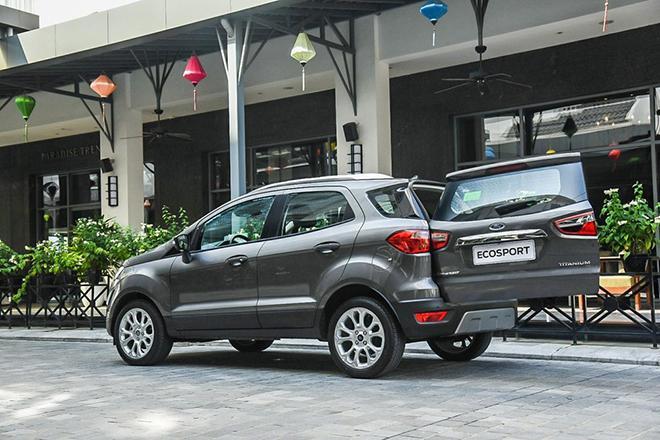 Giá xe Ford EcoSport tháng 10/2021, ưu đãi lên đến 50 triệu đồng - ảnh 8