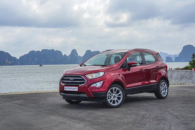 Giá xe Ford EcoSport tháng 10/2021, ưu đãi lên đến 50 triệu đồng - ảnh 1
