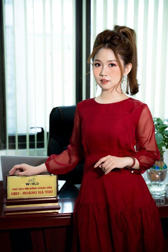 Gặp gỡ CEO Hoàng Hà Thu - người truyền lửa cho nhiều doanh nhân Việt - ảnh 2