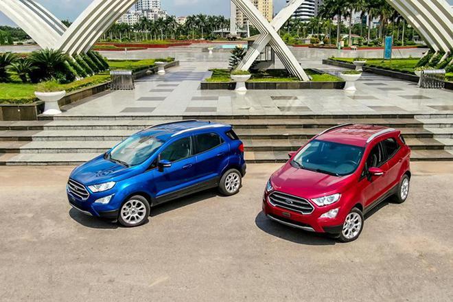Giá xe Ford EcoSport tháng 10/2021, ưu đãi lên đến 50 triệu đồng - ảnh 4