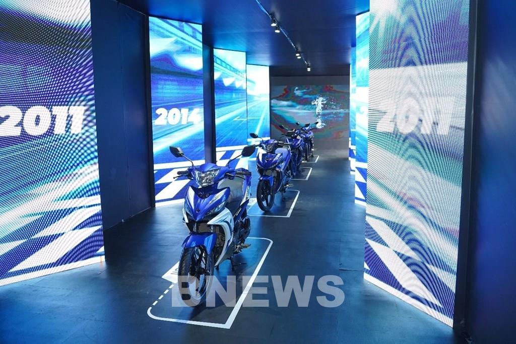 Hãng xe Malaysia bắt tay Kawasaki sản xuất xe côn tay đấu Yamaha Exciter - ảnh 6