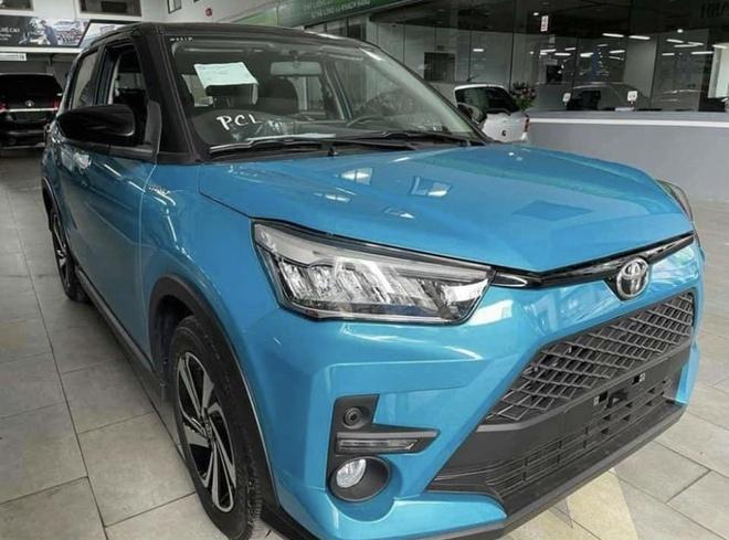 Đại lý chào giá Toyota Raize 530 triệu đồng - ảnh 3