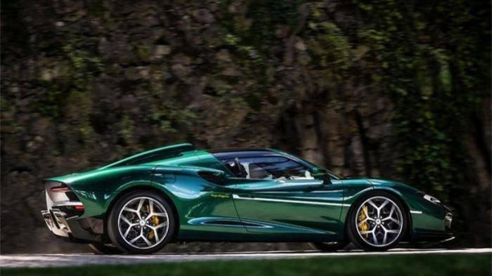 Siêu xe hàng hiếm lấy cảm hứng từ thiết kế của Ferrari - ảnh 3