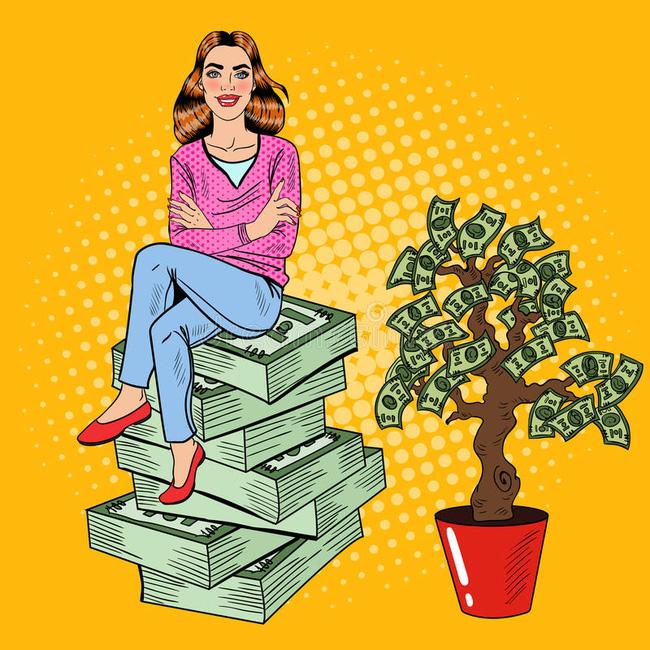 Người nghèo đánh cược bằng vận may, người giàu đánh cược bằng năng lực, đó là một trong 10 sự thật mà bạn nên biết về những người nhiều tiền - ảnh 1