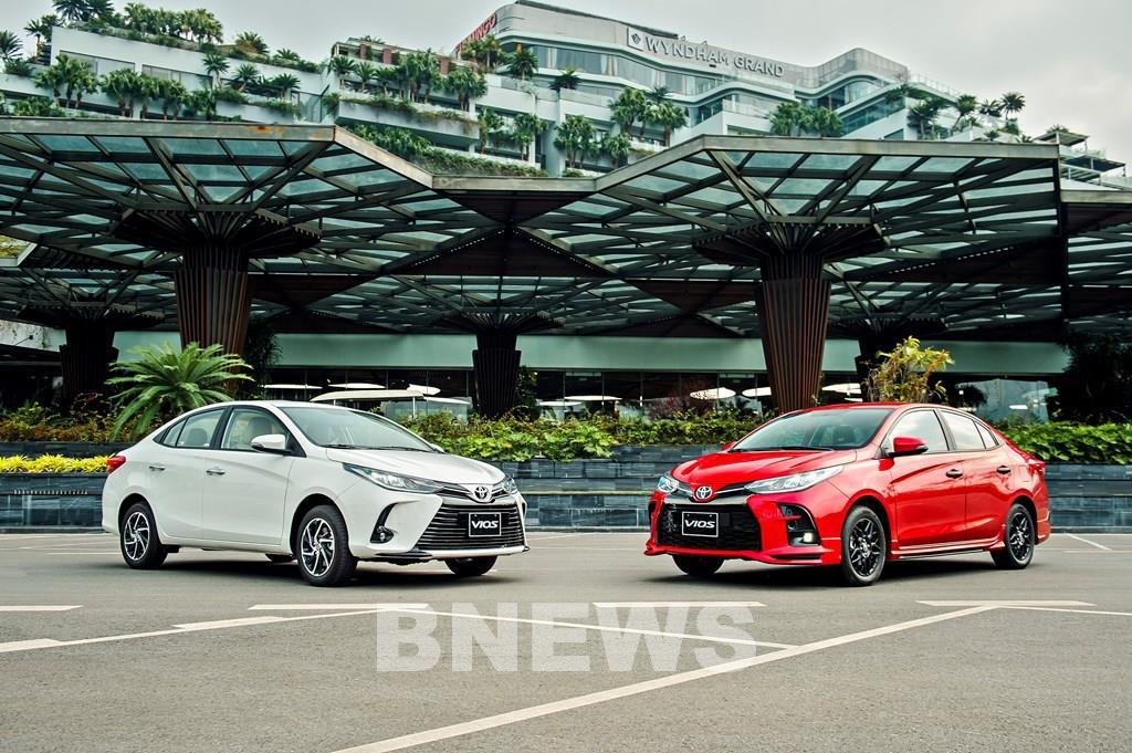 Dịch COVID-19 khiến doanh số bán xe Toyota Việt Nam giảm 53% - ảnh 1