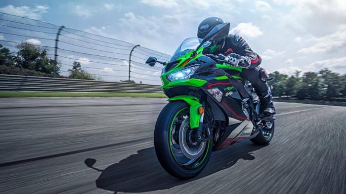 Mô tô thể thao Kawasaki Ninja ZX-6R 2022 ra mắt, giá 239 triệu đồng - ảnh 1