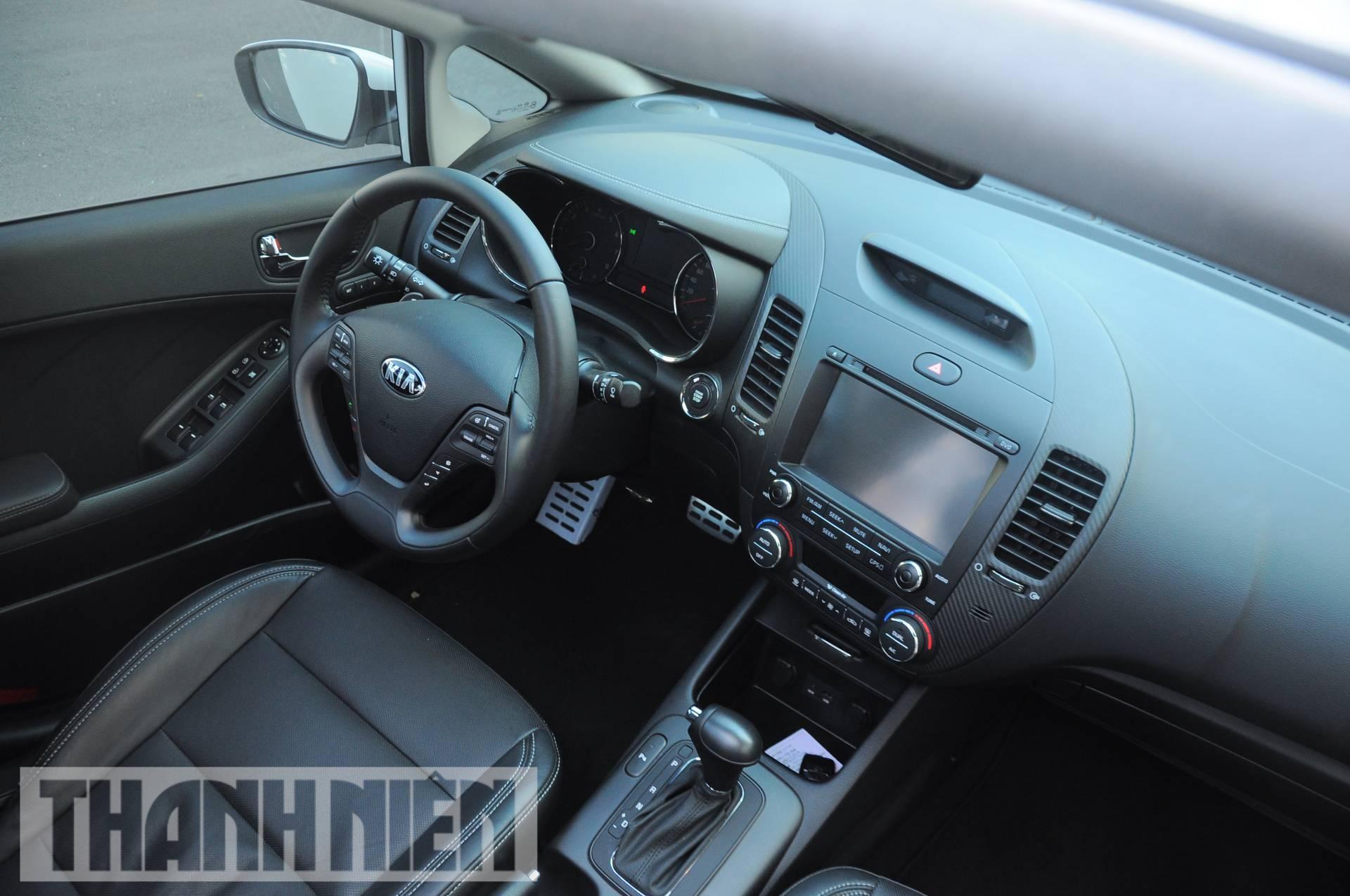 Chi tiết Kia K3 Premium giá 659 triệu đồng - ảnh 20