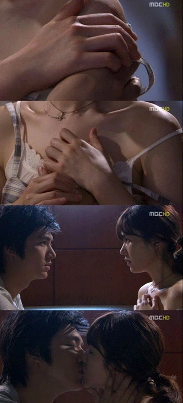 Son Ye Jin - Lee Min Ho từng có cảnh giường chiếu nóng bỏng mắt, Hyun Bin xem lại chắc tức phát điên - ảnh 3