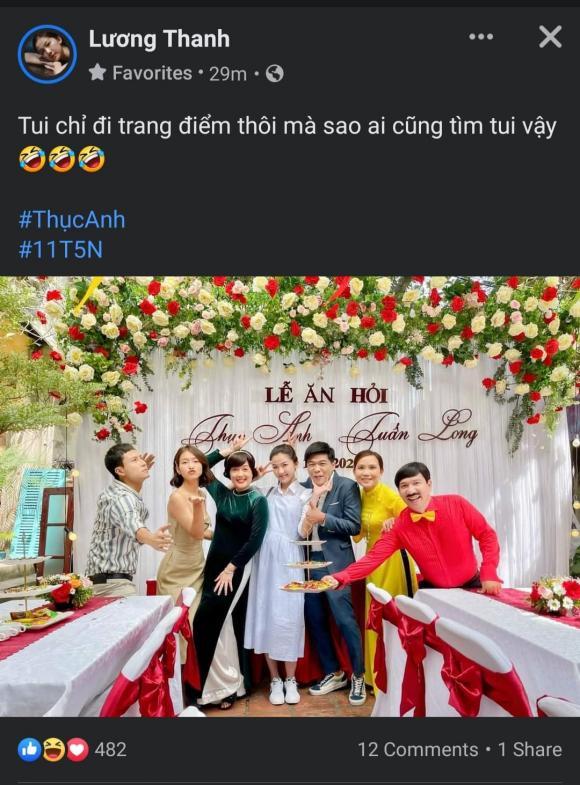 ''11 tháng 5 ngày'': Lương Thanh lên tiếng giải thích về sự mất tích của mình vào ngày hỏi cưới khiến khán giả ''bật ngửa'' - ảnh 5