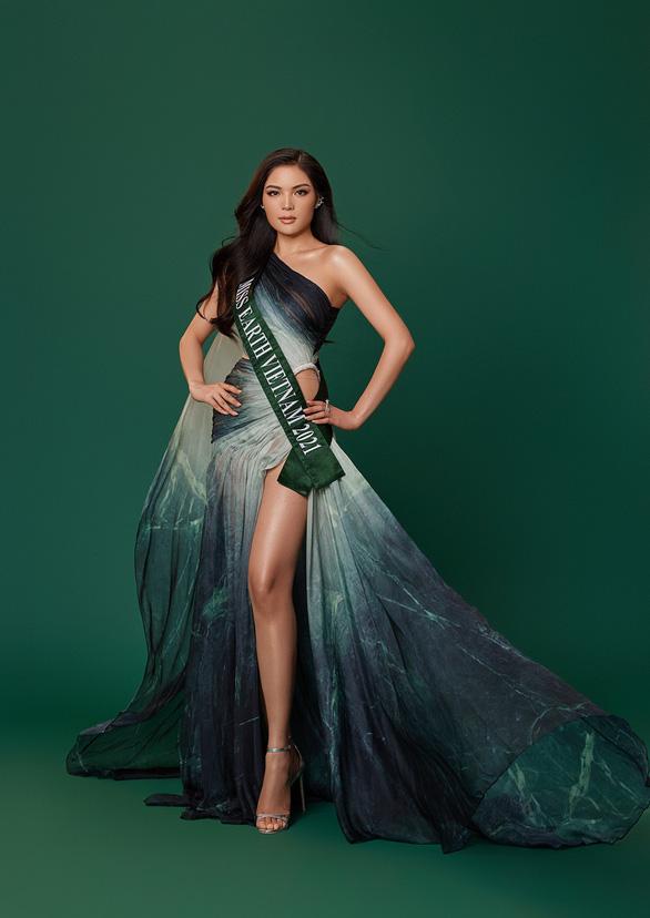 Thí sinh Hoa hậu Trái đất Việt Nam được chọn thi Miss Earth 2021 - ảnh 1