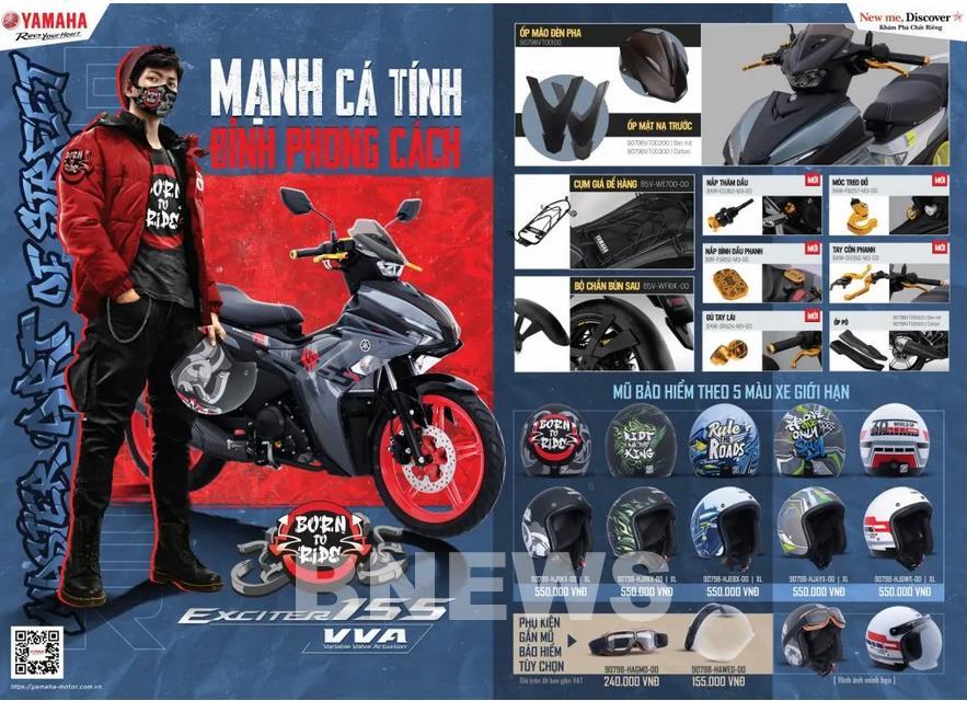 Hãng xe Malaysia bắt tay Kawasaki sản xuất xe côn tay đấu Yamaha Exciter - ảnh 10