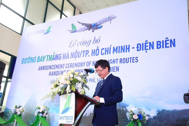 Bamboo Airways khai trương đường bay thẳng Hà Nội/TP Hồ Chí Minh - Điện Biên - ảnh 3