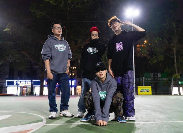Nhóm Rap Nhà Làm bị xử phạt 45 triệu đồng vì hành vi