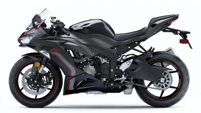 Mô tô thể thao Kawasaki Ninja ZX-6R 2022 ra mắt, giá 239 triệu đồng - ảnh 3