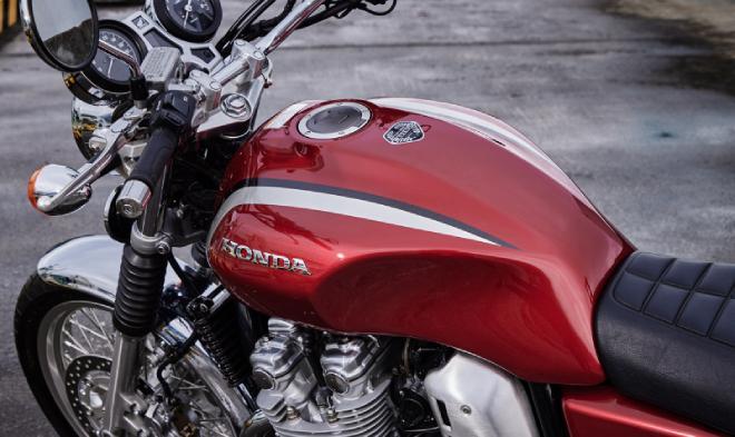 Phát mê siêu phẩm 2022 Honda CB1100 Final Edition giá từ 273 triệu đồng - ảnh 9