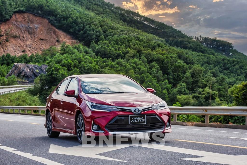 Dịch COVID-19 khiến doanh số bán xe Toyota Việt Nam giảm 53% - ảnh 3