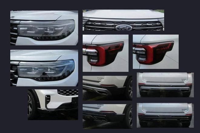 Đang cận kề ngày ra mắt tại Việt Nam, Ford Explorer thế hệ mới đã lộ bản nâng cấp lớn - ảnh 4