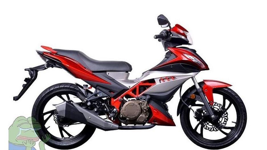 Hãng xe Malaysia bắt tay Kawasaki sản xuất xe côn tay đấu Yamaha Exciter - ảnh 3